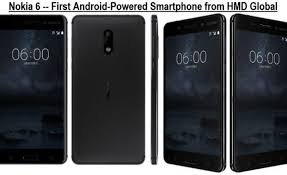 Nokia 6 Receiving First Android Powered Smart phone 7.1.1 Update
