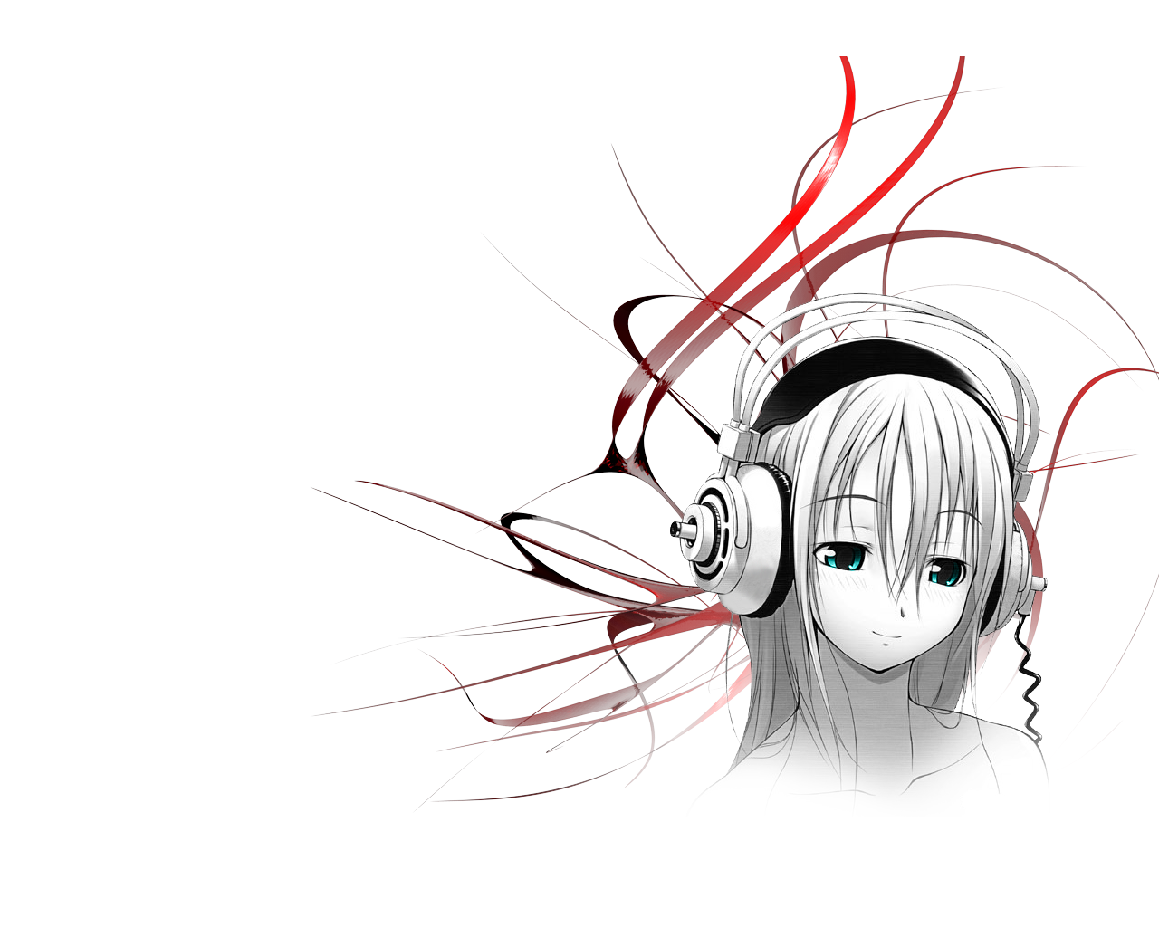 Wallpapers Anime Musica