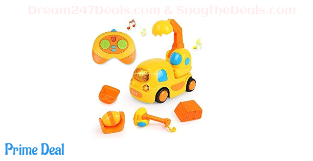 50% OFF Engineering Construction Trucks with Music and Lights