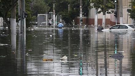 Σφοδρές πλημμύρες στο Σάο Πάολο