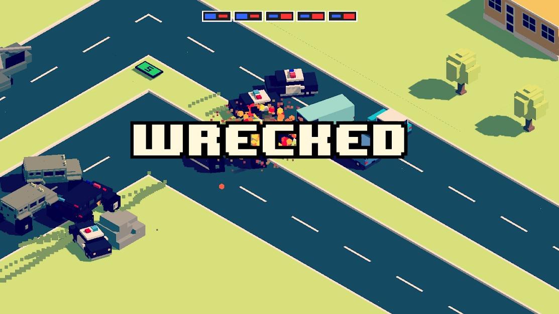 تحميل لعبة Smashy Road: Wanted 5.jpg