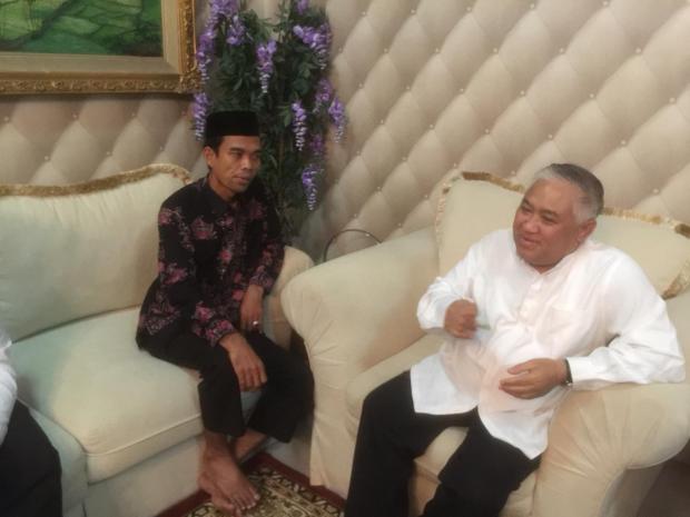 Dukung UAS Bicara Soal Khilafah, Din Syamsuddin: Itu Ajaran Islam