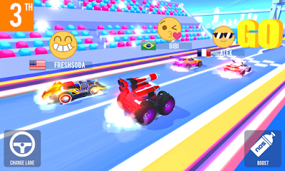 SUP Multiplayer Racing Mod V1.1.2 Apk Unlimited Money