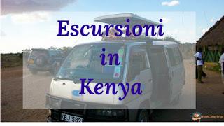 escursioni in Kenya