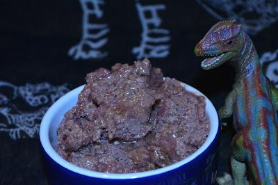 Beef Feast meaty dog food