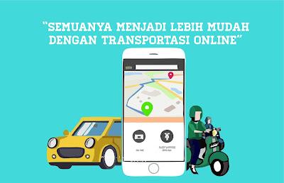 Semuanya Menjadi Lebih Mudah Dengan Transportasi Online