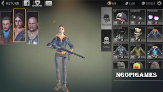 Download Zombie City: Survival Mod Apk Terbaru