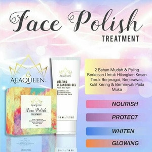 Daftar Harga Queen Face Polish Treatment Terbaru 2019