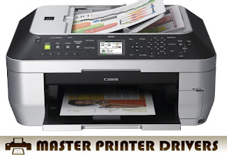 Canon PIXMA MX860 Driver Download