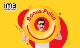 Cara Menggunakan Bonus Pulsa Gratis Indosat Terbaru