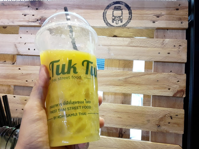 THAI FOOD YANG SEDAP DI MR TUK TUK STARLING MALL UPTOWN DAMANSARA