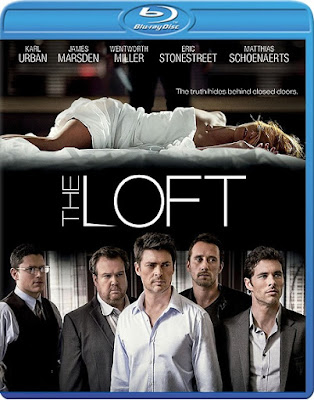 The Loft (2014) [HINDI HQ Fan Dub] 720p | 480p BluRay x264 700Mb | 300Mb