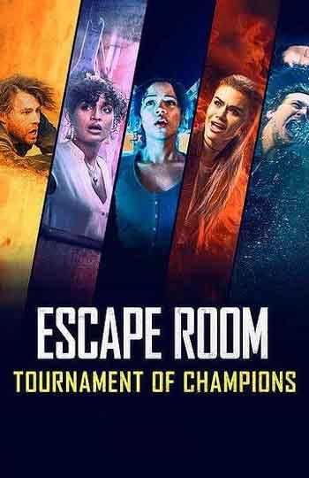 Escape Room Tournament of Champions 2021 English 480p 350MB BRRip