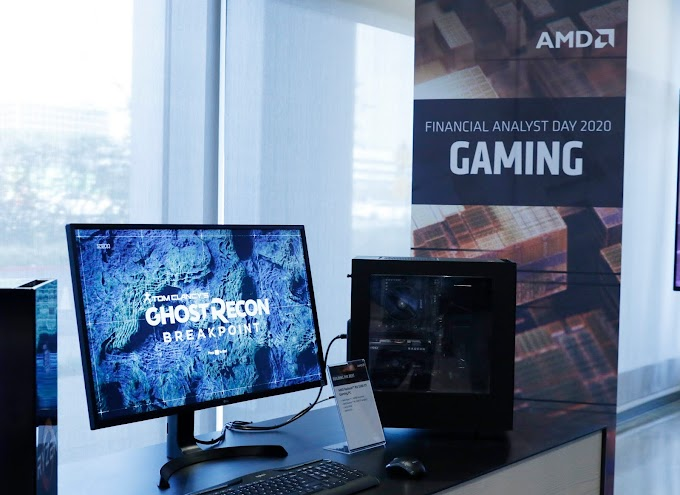 AMD Financial Analyst Day Reveals Product Roadmaps and Plans