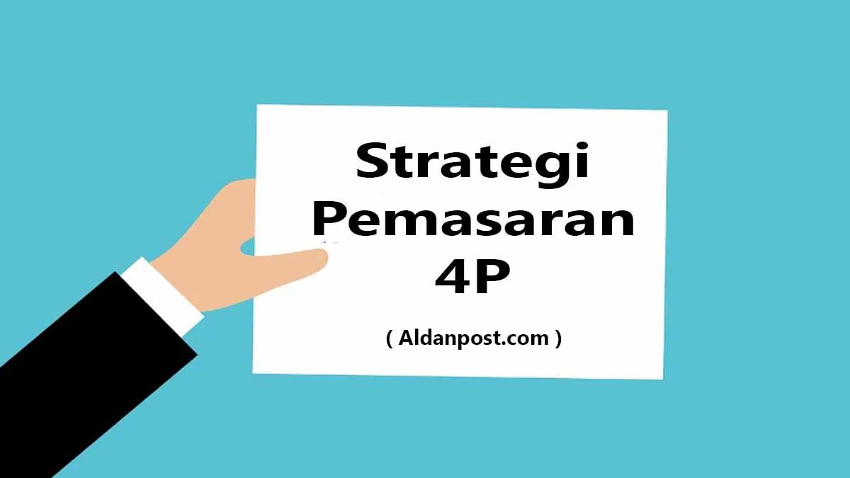 strategi-pemasaran-4p