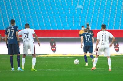 اهداف مباراة الرائد وضمك (4-2) الدوري السعودي