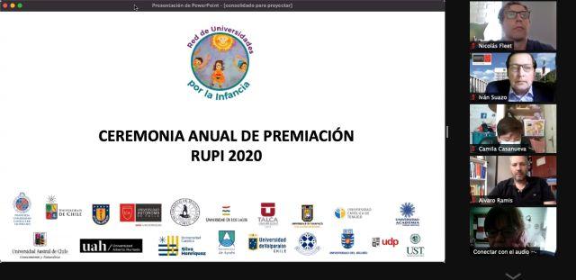 Premiación UACh