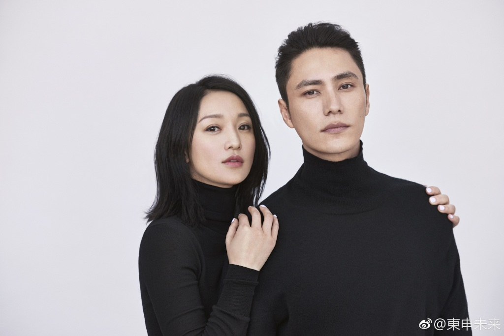Chen Kun and Zhou Xun open K A...