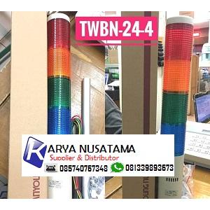Jual Tower Lamp Lampu Hanyoung TWBN 24-4 di Malang