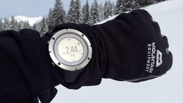 Speedometic GPS distance metre
