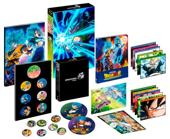 Dragon Ball Super Broly - Selecta Visión