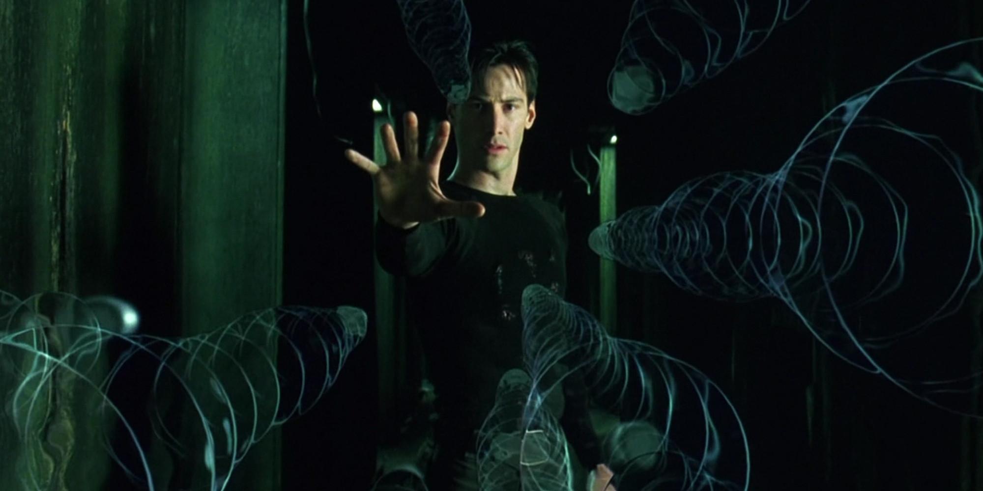 The Matrix : ウォシャウスキー元兄弟の姉妹監督が、キアヌ・リーブスを主演に起用したSFアクション映画の「マトリックス」が、新しいポスターをリリース ! !