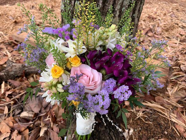 Bouquet de Noiva Samira