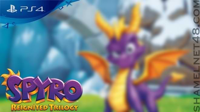 تحميل لعبة Spyro Reignited Trilogy لجهاز ps4