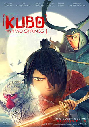 Kubo and the Two Strings 2016 BRRip 720p Dual Audio In Hindi English
