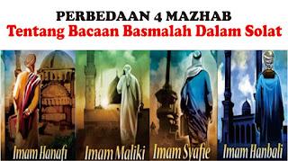 Basmalah termasuk Ayat dalam surat Al-fatihah atau bukan