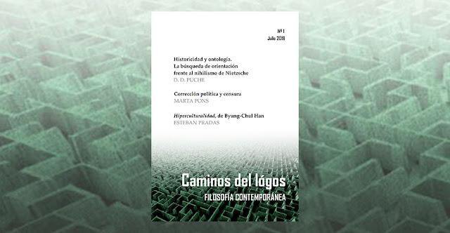 Caminos del lógos | Revista semestral de filosofía