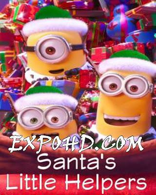 Santa's Little Helpers 2019 Blu-Ray 720p   Dual Audio 480p    Esub 1.1Gbs [Watch & Download Here]