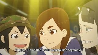 Eizouken ni wa Te wo Dasu na! Episode 04 Subtitle Indonesia