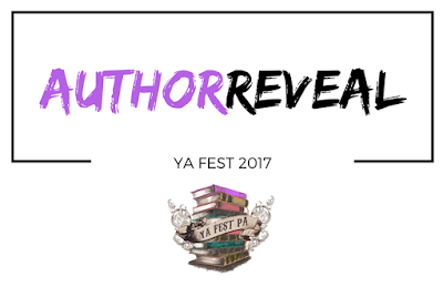 YA Fest 2017 Author Reveal (including me!)