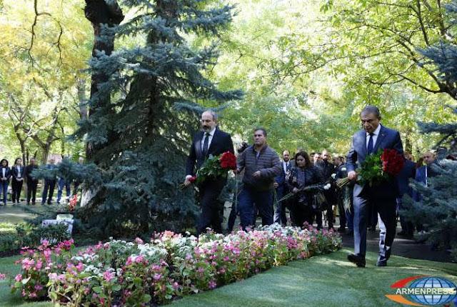 Armenia conmemora el 19º aniversario del ataque de 1999