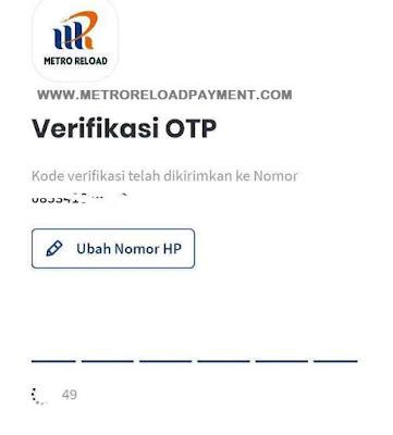 Cara Download MR Mobile Topup Aplikasi Metro Reload Pulsa