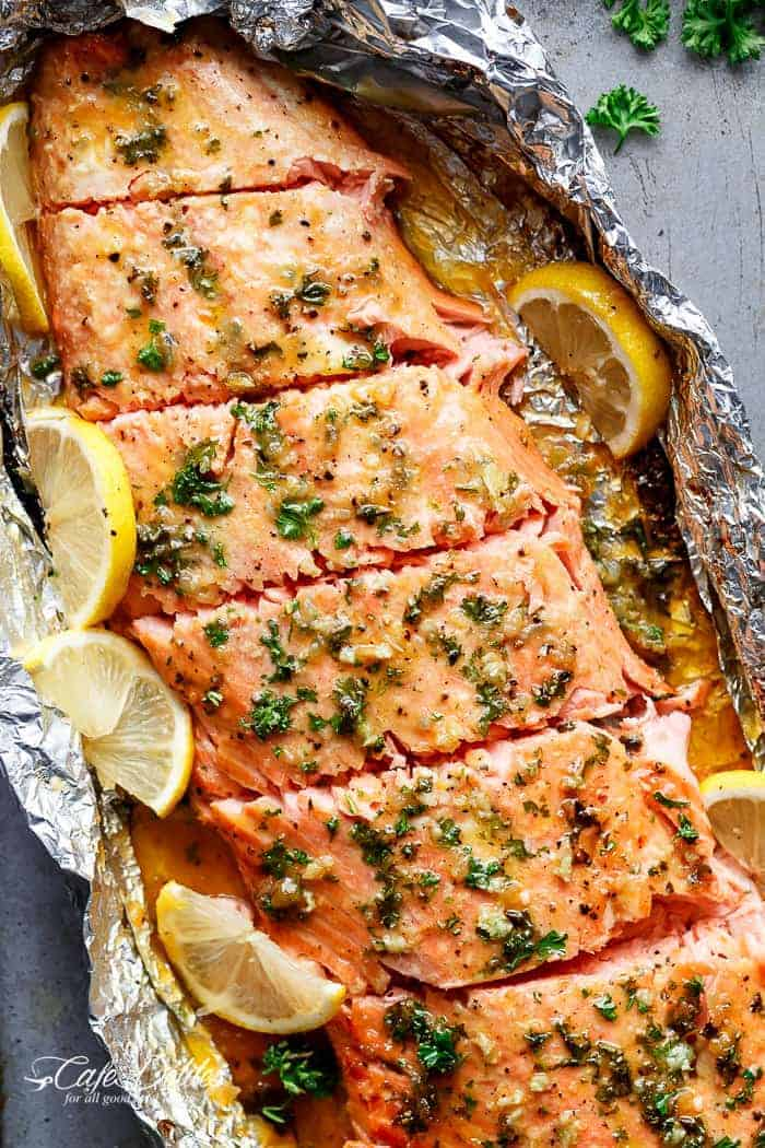 ★★★★★ 6782 Ratings : honey garlic butter salmon in foil recipe #Instantpot #Bangbang #Shrimp #Pasta #vegan #Vegetables #Vegetablessoup #Easydinner #Healthydinner #Dessert #Choco #Keto #Cookies #Cherry #World #foodoftheworld #pasta #pastarecipes #dinner #dinnerideas #dinnerrecipes #Healthyrecipe #Pastarecipe