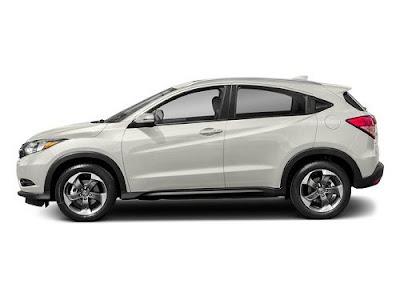 Desain Honda HRV