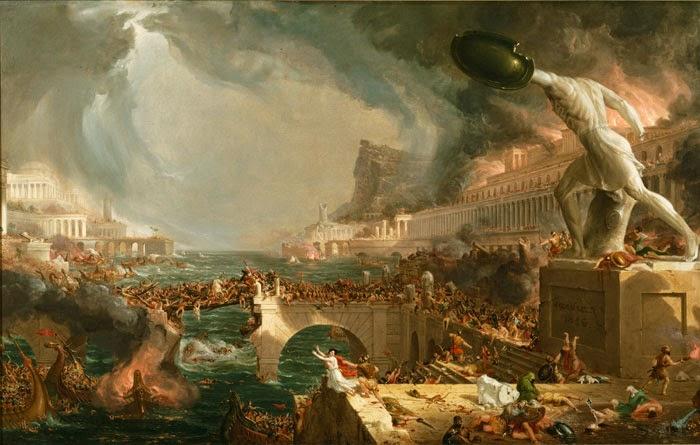 İmparatorluğun Sonu, 1836