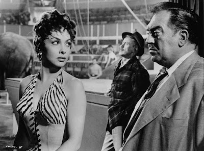 Trapeze 1956 Gina Lollobrigida Image 1