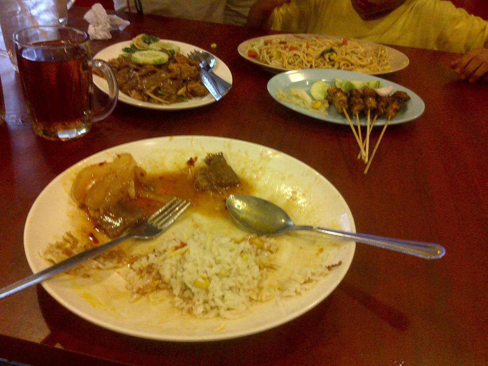 The Tastebuds Conqueror: Geng's Corner (Upin Ipin) Seksyen 13 Shah Alam