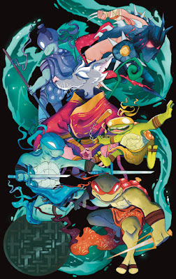 The Teenage Mutant Ninja Turtles x Lily Stock Collection