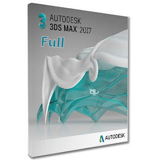 Autodesk 3ds Max 2017 Cover