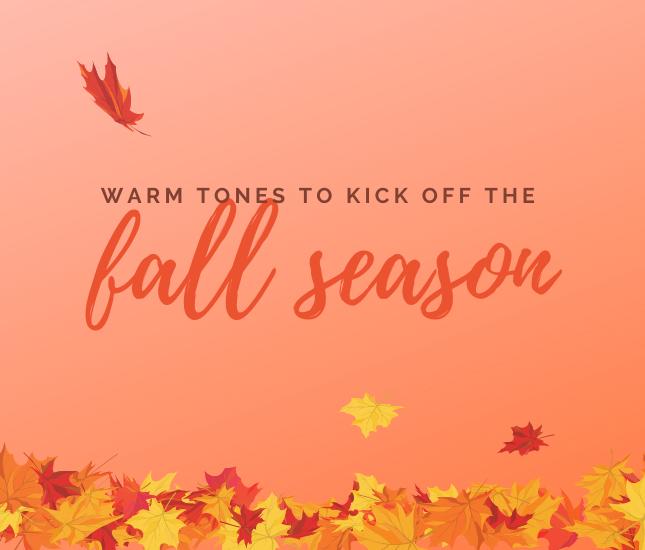 Warm Fall Fashion Blog