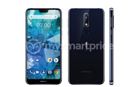Leaked Nokia 7.1 Plus (X7) Show Zeiss Dual Cameras