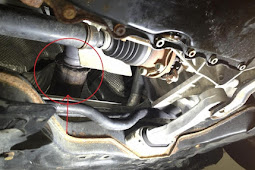 Signs - it is time to vary the New Muffler