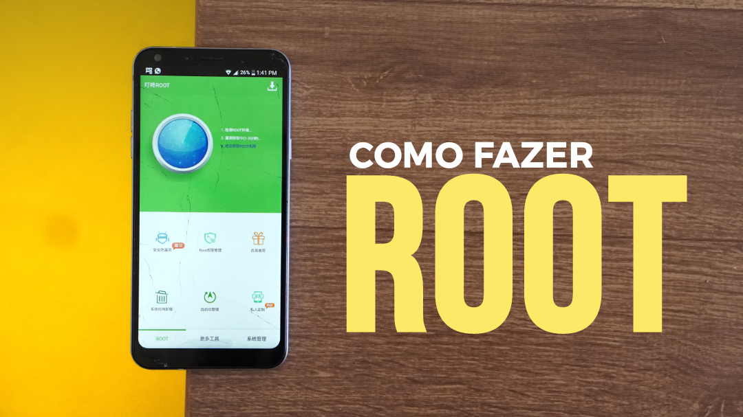 DING DONG ROOT - COMO FAZER ROOT NO SMARTPHONE ANDROID ...