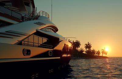 yacht internet cruising anchorage data 4G 4G LTE
