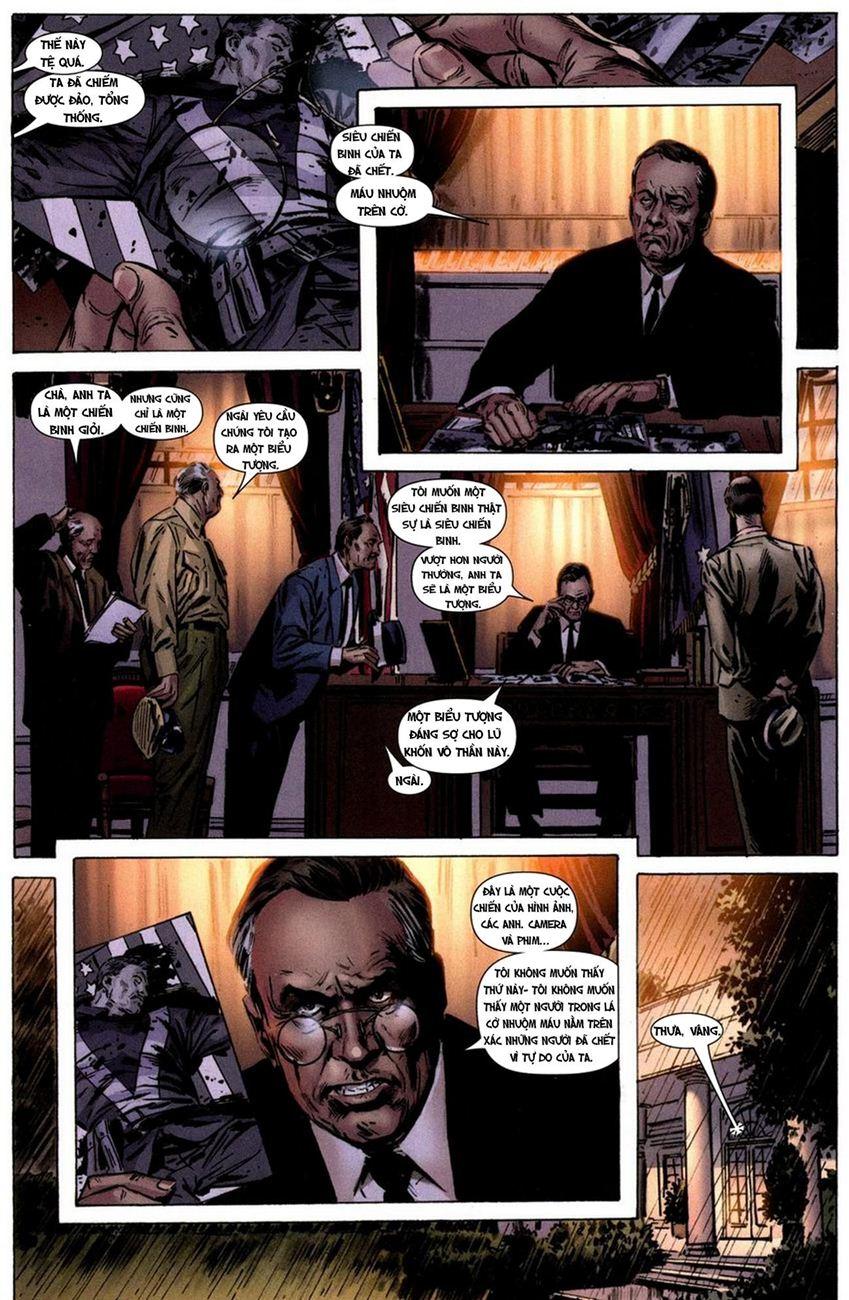 Ultimate Origin chap 1 trang 8
