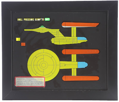 PROPSTORE ENTERTAINMENT MEMORABILIA LIVE AUCTION 2018 / STAR TREK: THE ORIGINAL SERIES PIECES